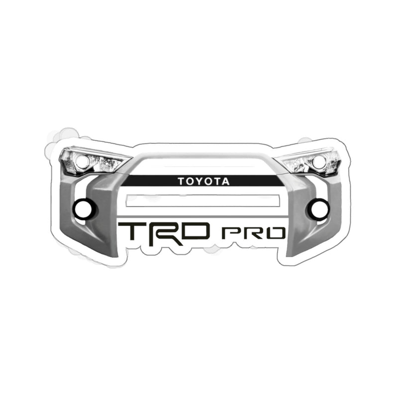 4Runner Decal TRD PRO - By Reefmonkey Toyota Sticker