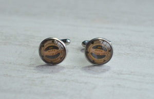 Warn Locking Hubs Cuff Links Toyota Wedding Gifts - Reefmonkey