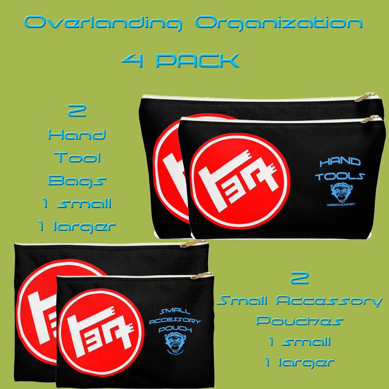 TEQ Toyota Overlanding Drawer Organization Bags by Reefmonkey