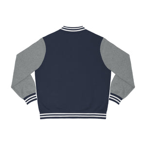 TEQ Toyota Men's Varsity Jacket by Reefmonkey gifts for Land Cruiser owners