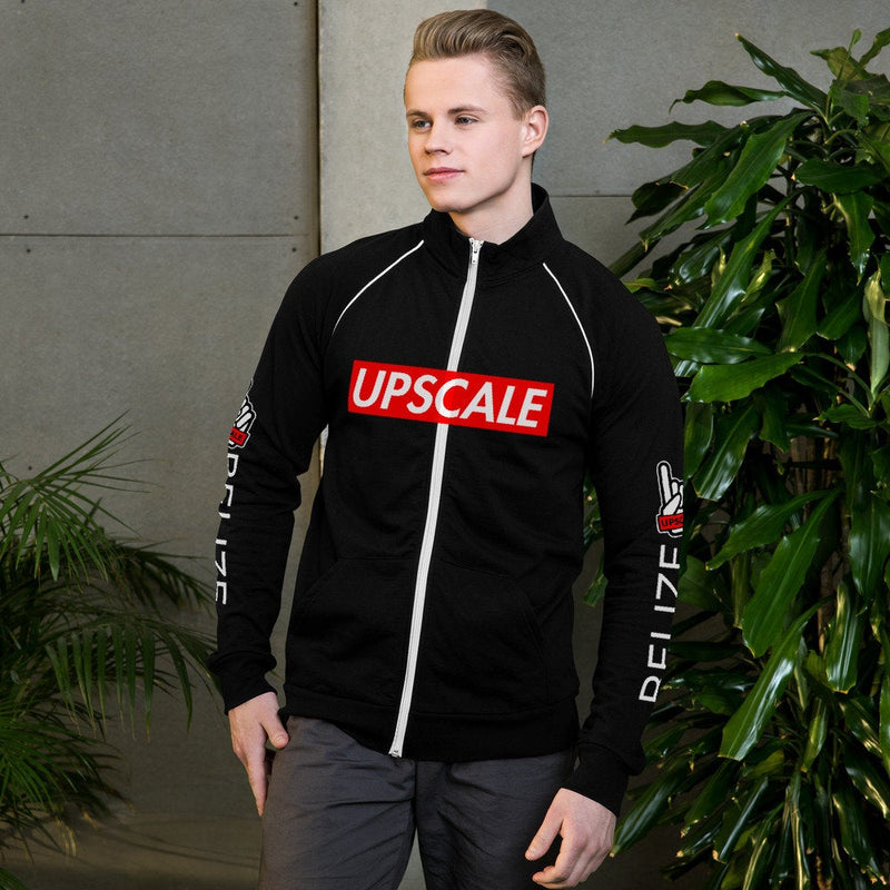 UPSCALE BELIZE - Fleece Track Jacket by Reefmonkey