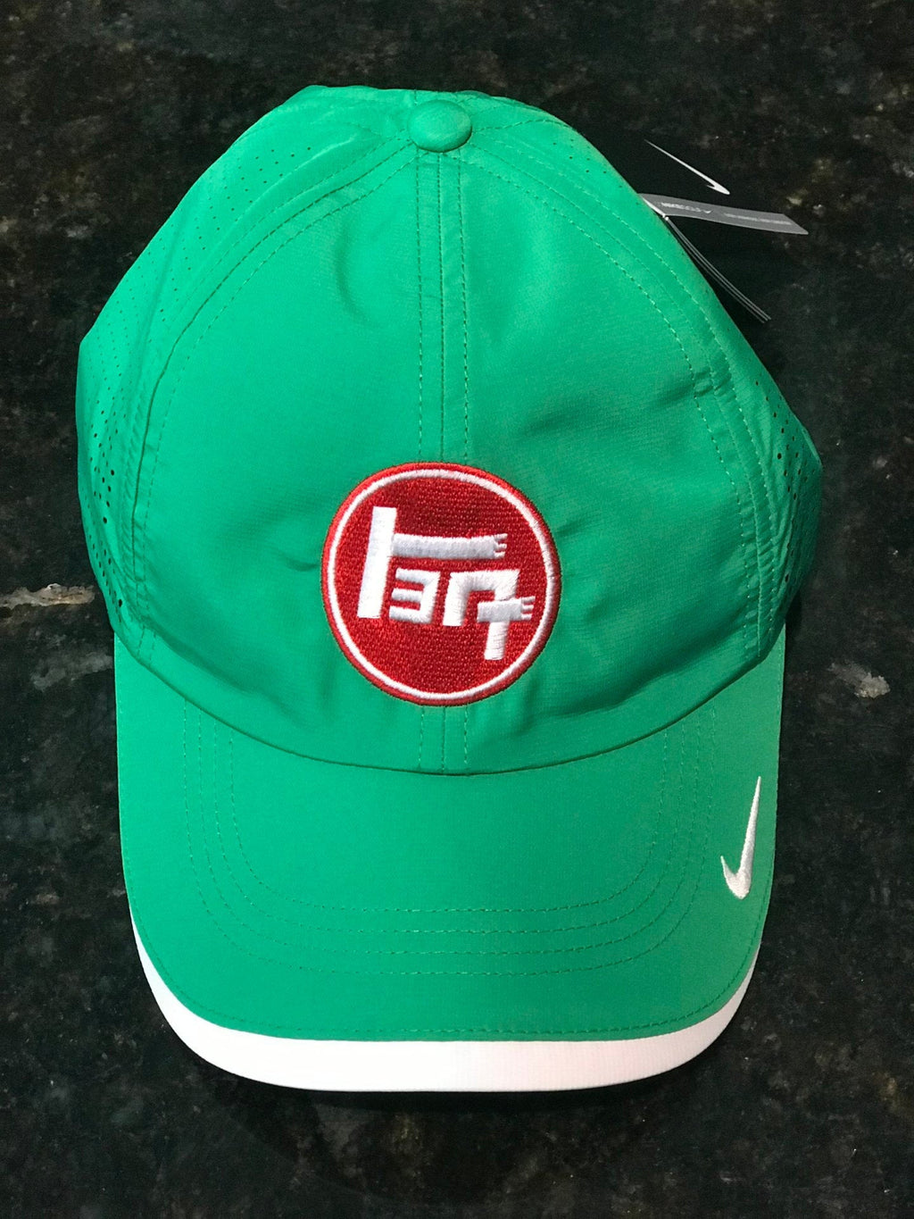 Nike Golf - Dri-FIT Swoosh Perforated hat - Toyota TEQ logo by Reefmonkey
