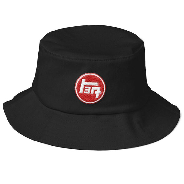 TEQ - Old School Bucket Hat by Reefmonkey