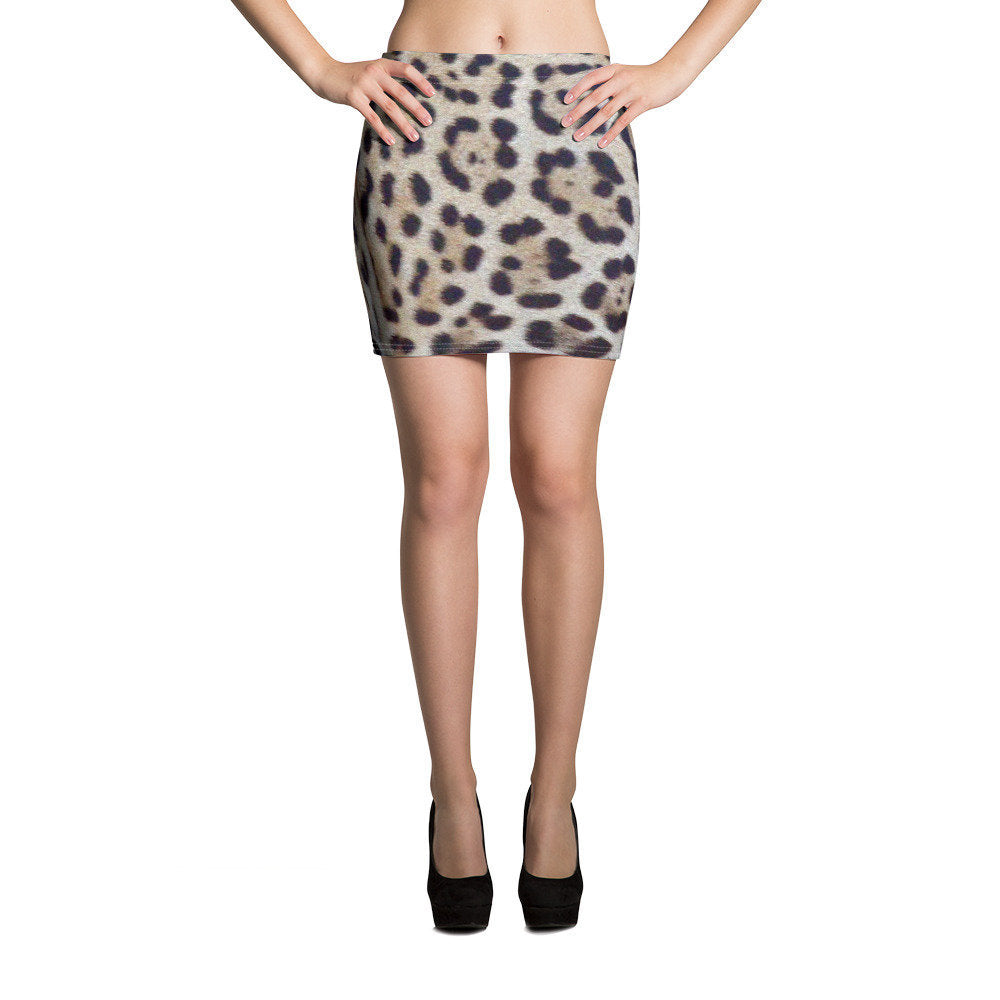 UPSCALE BELIZE Jaguar Mini Skirt by Reefmonkey