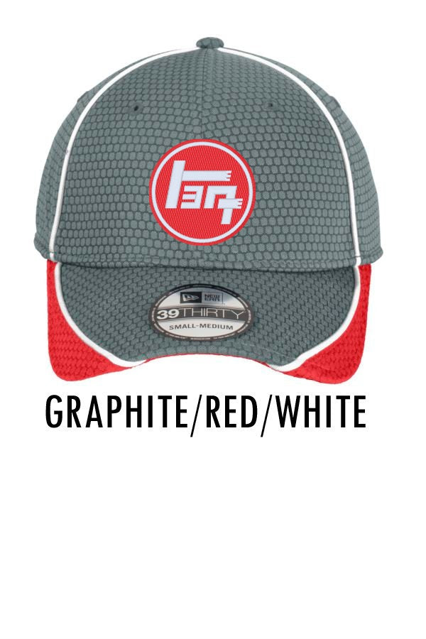 New Era Hex Mesh Fitted Hat - Toyota TEQ logo by Reefmonkey
