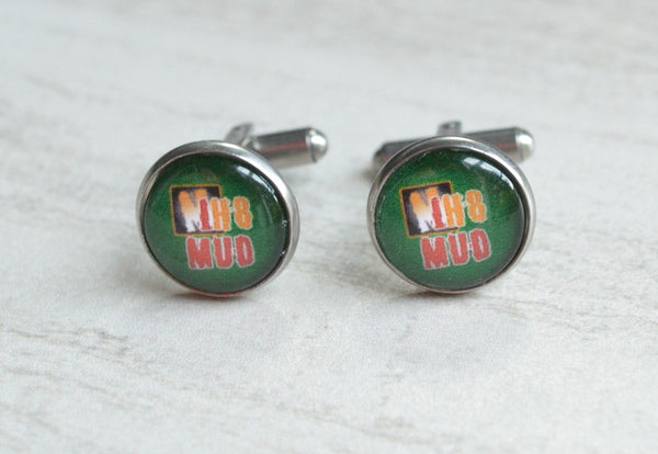 IH8MUD Cuff Links - by Reefmonkey