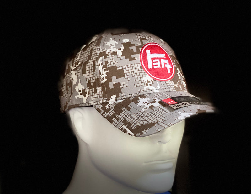 Under Armour Digital Camo Hat - Available in 2XL!
