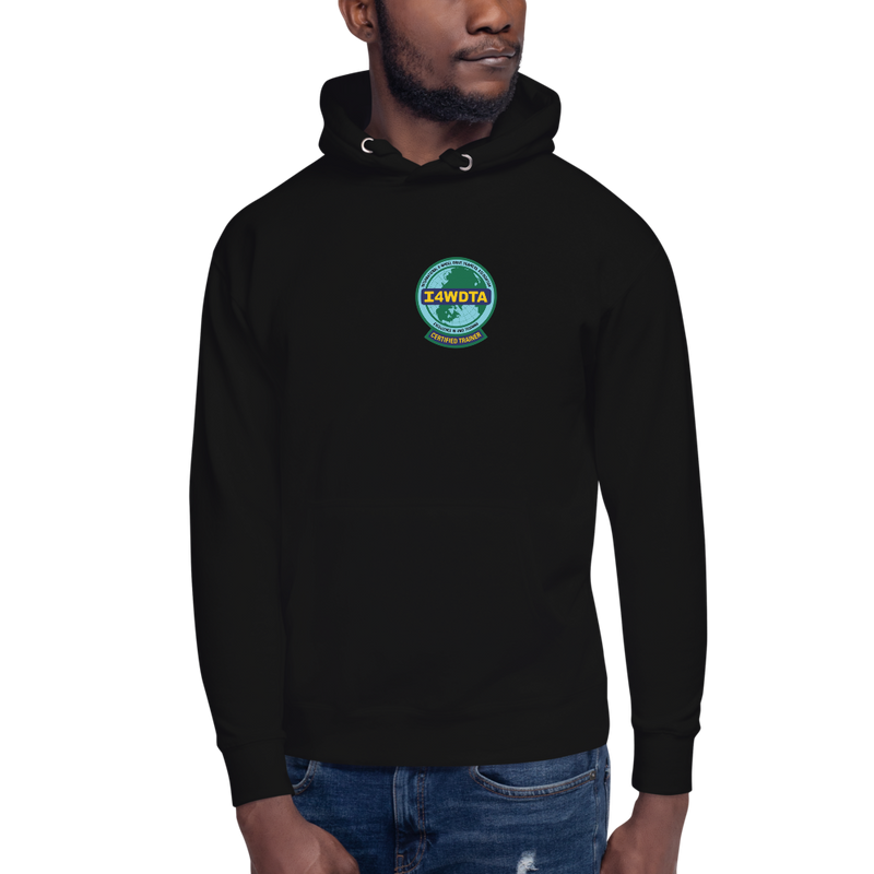 I4WDTA - Premium Unisex Hoodie (CERTIFIED TRAINERS ONLY)