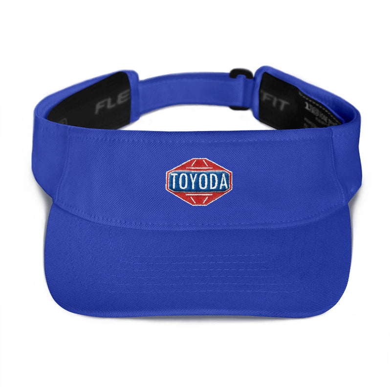 TOYODA Old School Embroidered Visor Hat