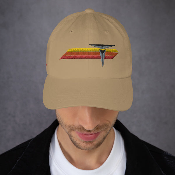 "Ivan T Premium Hat - Embroidered ""Dad"" style hat"