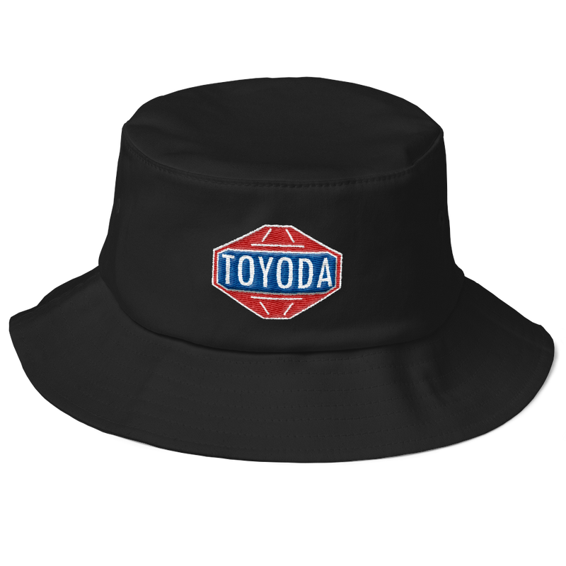 TOYODA Old School Bucket Hat