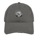 Capital Land Cruiser Club Embroidered Distressed Dad Hat
