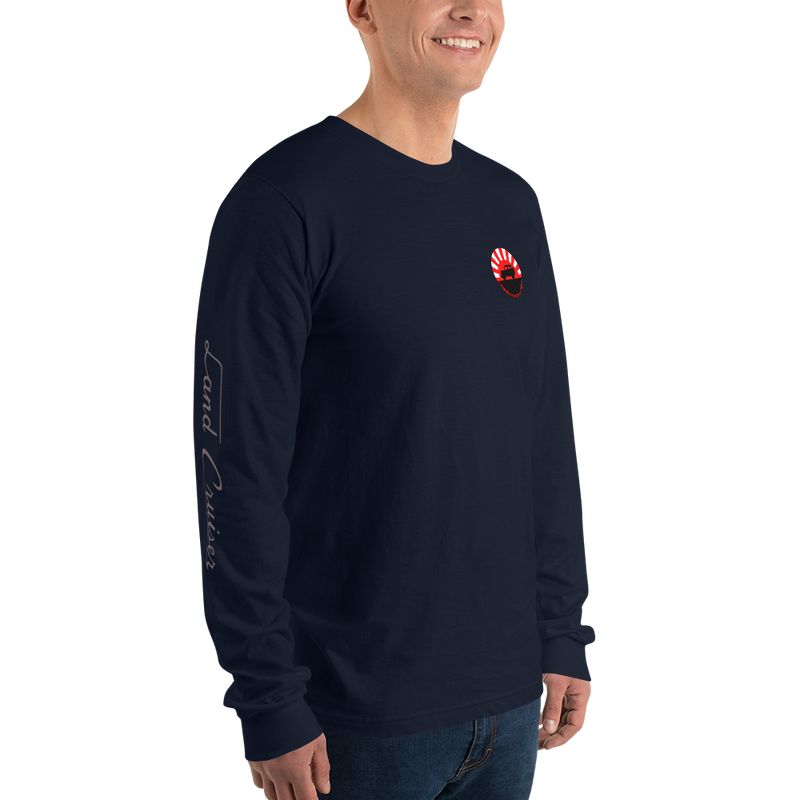 Land Cruiser Premium Made in the USA American Apparel Long sleeve t-shirt