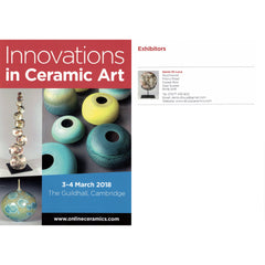Innovation in Ceramics Art Catalog