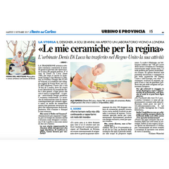 Resto del Carlino article