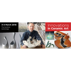 Flyer Innovation in Ceramics Art