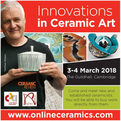 Flyer Innovations in Ceramics Art