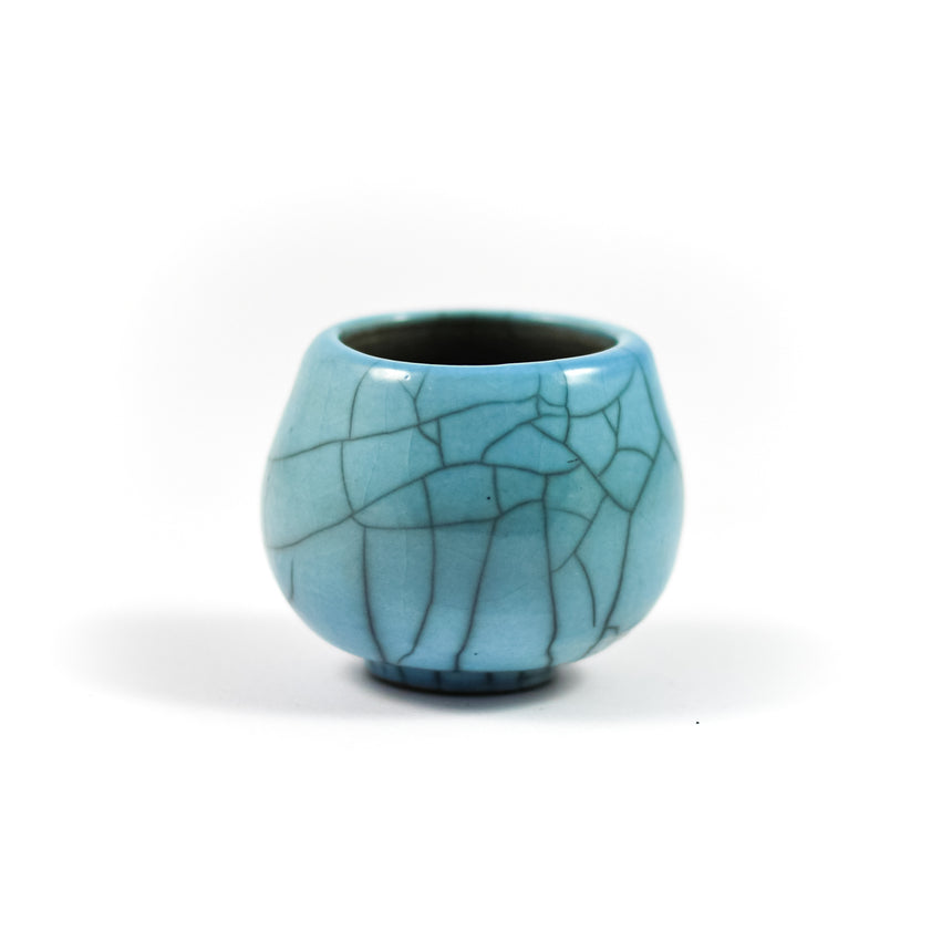 Miniature light Blue bowl