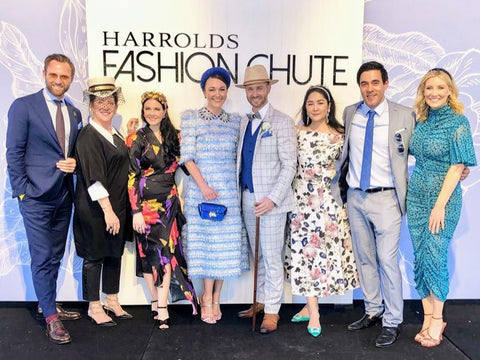 Winnter's and Judges Harrolds Fashion Chute Everest Cup 2019 Sydney Royal Randwick