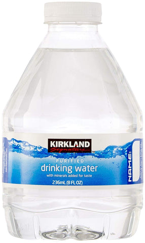 MINI Kirkland water