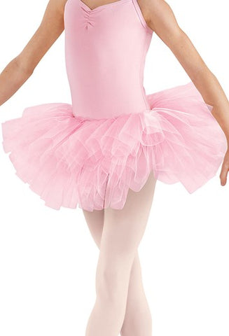 THREE-LAYER TULLE TUTU