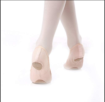 Children Stretch Canvas Ballet Shoes - KIROVA UNIFORM