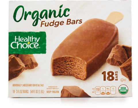 Organic Fudge Bar