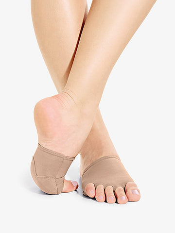 Adult Metatarsal Protector Lyrical Half Sole