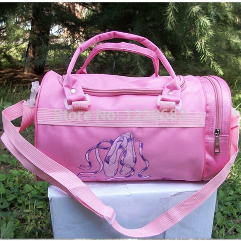 Shoulder Ballet Dance Bag Pink Girls