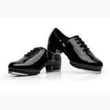 Pu Leather Men's Tap Dance Shoes