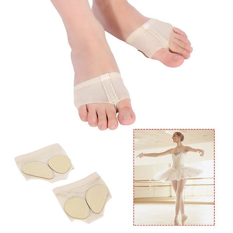 Lyrical Contemporary dance Shoes Half Sole
