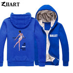 Girls Ballet hoody
