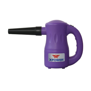 XPOWER B-53 Dog Dryer Blower Purple
