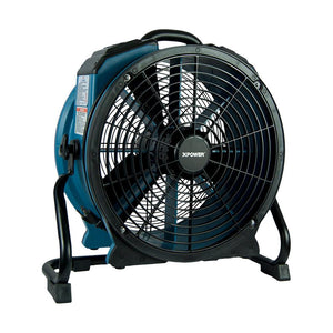 XPOWER X-47ATR Professional Axial Fan 1/3 HP