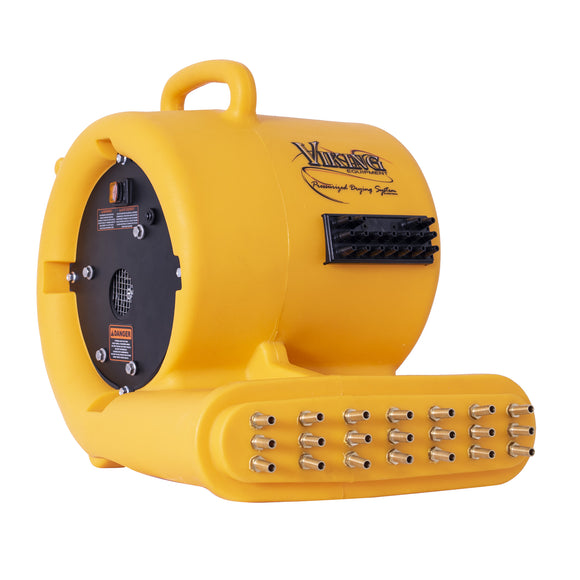 Wall Cavity Air Mover