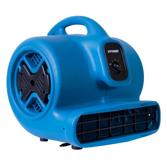 XPOWER P-630 Centrifugal Air Mover (1/2 HP)