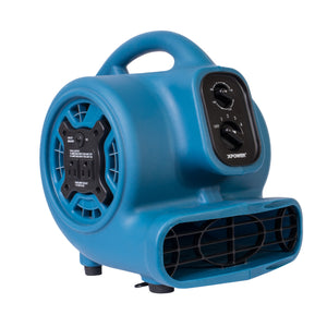 XPOWER P-230AT Centrifugal Mini Air Mover 1/5 HP