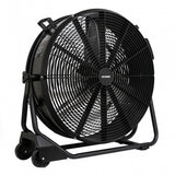 "XPOWER FD-650DC High-Velocity 24"" Drum Fan (9500 CFM)"