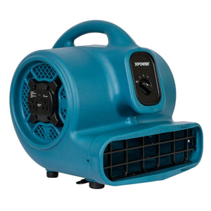 XPOWER X-400A Air Mover with Daisy Chain (1/4 HP)