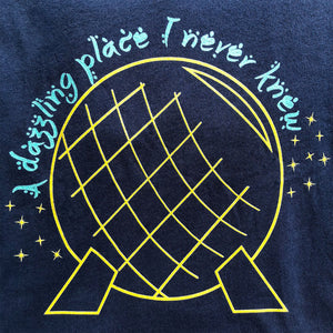 A Dazzling Place I Never Knew Unisex Tee