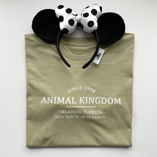 Animal Kingdom Location Unisex Tee