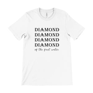 Diamond Of The First Water Unisex Tee