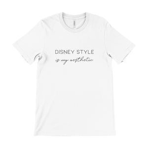 Disney Style Is My Aesthetic Unisex Tee
