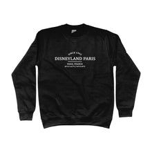 Load image into Gallery viewer, Disneyland Paris Location Unisex Sweatshirt