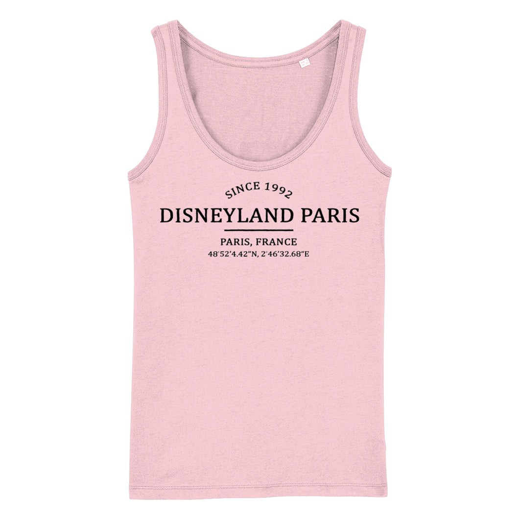 Disneyland Paris Location Women's Tank