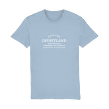 Load image into Gallery viewer, Disneyland Location Unisex Tee