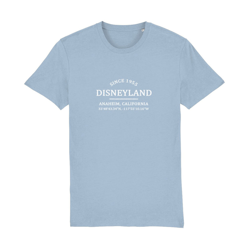 Disneyland Location Unisex Tee
