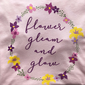 Flower Gleam And Glow Women's Tank