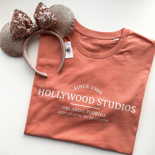 Hollywood Studios Location Unisex Tee