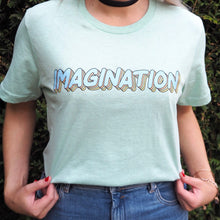 Load image into Gallery viewer, Imagination Unisex Tee